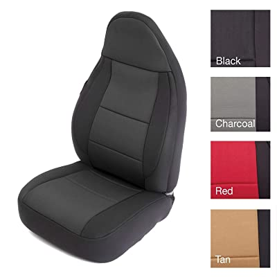 Smittybilt 471301 Neoprene Seat Cover Set: Automotive