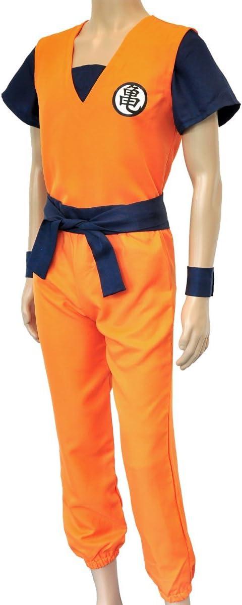 CoolChange Disfraz dogi de Entrenamiento de Son Goku de la Serie ...