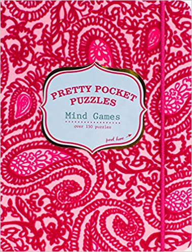 Mind Games (Pretty Pocket Puzzles)