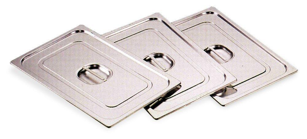 Fricosmos 487210 Tapa Inox para Cubeta Gastronorm 1/4: Amazon.es: Industria, empresas y ciencia