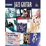 Complete Jazz Guitar Method: Intermediate Jazz Guitar, Book & CD (Complete Method)