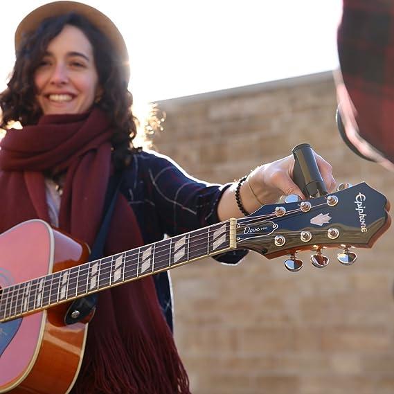 Roadie 2 afinador de guitarra automático independiente: Amazon.es: Instrumentos musicales