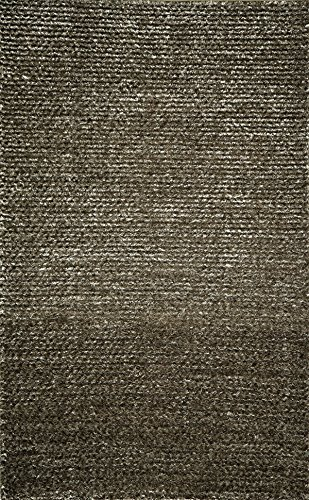 Momeni Rugs DOWNTDT-01GRY3656 Downtown Collection Area Rug, 3'6