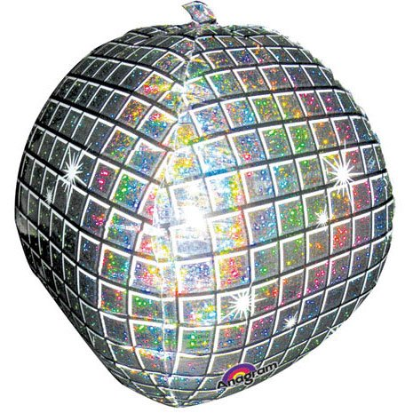 Disco Ball Pinata - Anagram Disco Ball Foil