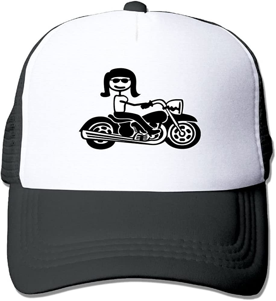 Motocross Bicycle Sized Baseball Caps For Men /& Women Designs Great For Sports Adventures Fitted Hat