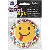 Emoji Cupcake Liners