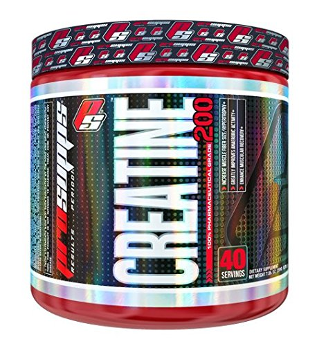 Pro Supps Creatine 200, 100% Pharmaceutical Grade monohydrate, 60 Servings, 7.05 Ounce