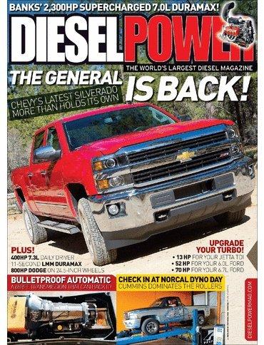 Diesel Power Vol. 10 Issue 8 August 2014