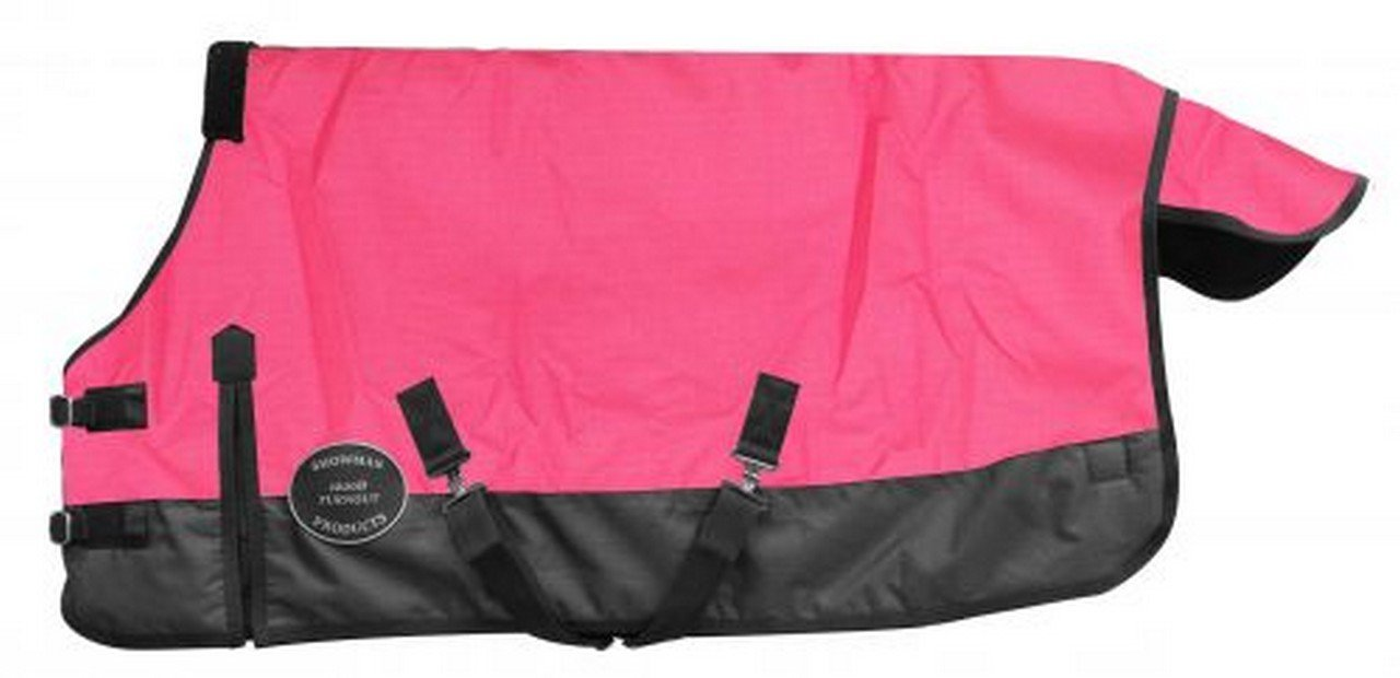 Showman Adjustable 36-40 1200 Denier Winter FOAL/Mini Horse Blanket