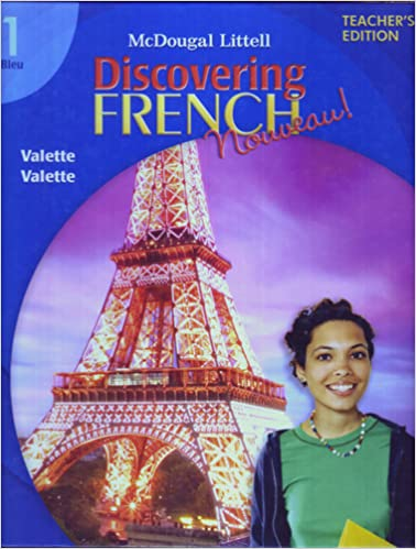 Discovering french nouveau teachers edition mcdougal littel discovering french nouveau teachers edition teachers edition edition fandeluxe Choice Image