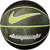 Bola de Basquete  Dominate 8P Nike 7 Preto/Verde