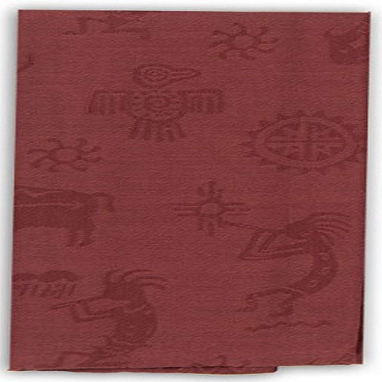 Kay Dee Designs V4260 Petroglyph Southwest Jacquard Tea Towel Red Dirt