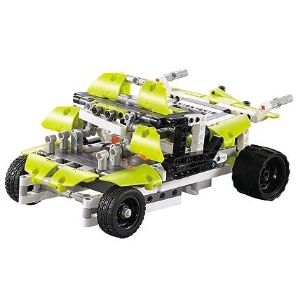Amazon com: Remote Control Green Python Car DIY Toy Kit - Pausseo