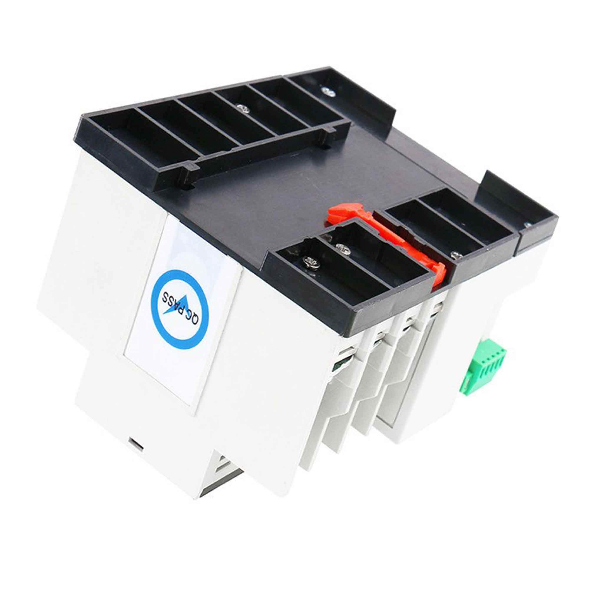 GAEYAELE W2R Mini ATS 4P Automatic Transfer Switch Controller Electrical Type ATS Max 100A 4POLE (W2R-4P 100A) by GAEYAELE (Image #5)