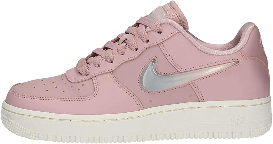 air force basse bianche e rosa