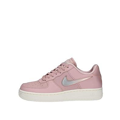 huge discount 3c48b 8a714 Amazon.com | Nike Air Force 1 07 Se Premium Womens Womens Ah6827-500 |  Fashion Sneakers