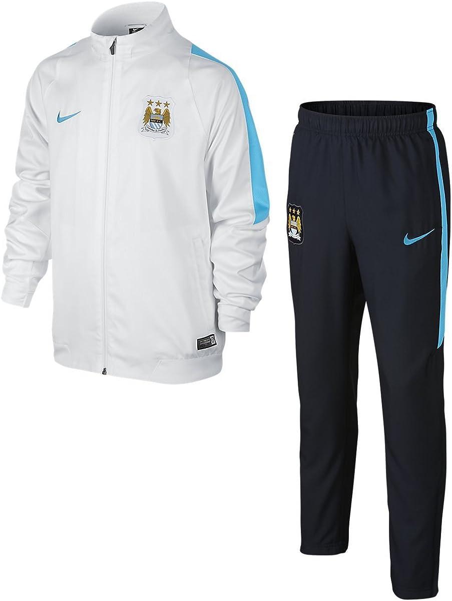 Nike MCFC Rev B Wvn Tracksuit - Chándal Manchester City 2015/2016 ...