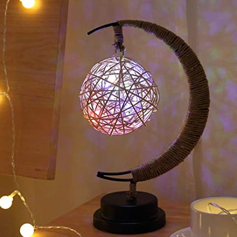 Night Light Lamp Lámparas decorativas hechas a mano LED ...