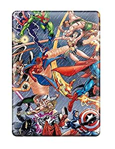 Hot Durable Defender Case For Ipad Air Tpu Cover(marvel)