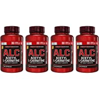 Integratore Nutrytec ALC Acetil L Carnitina Capsule | Termogenico Brucia Grassi Uomo Donna Dimagrante Fat Burner Acetyl L-Carnitine (240 capsule)