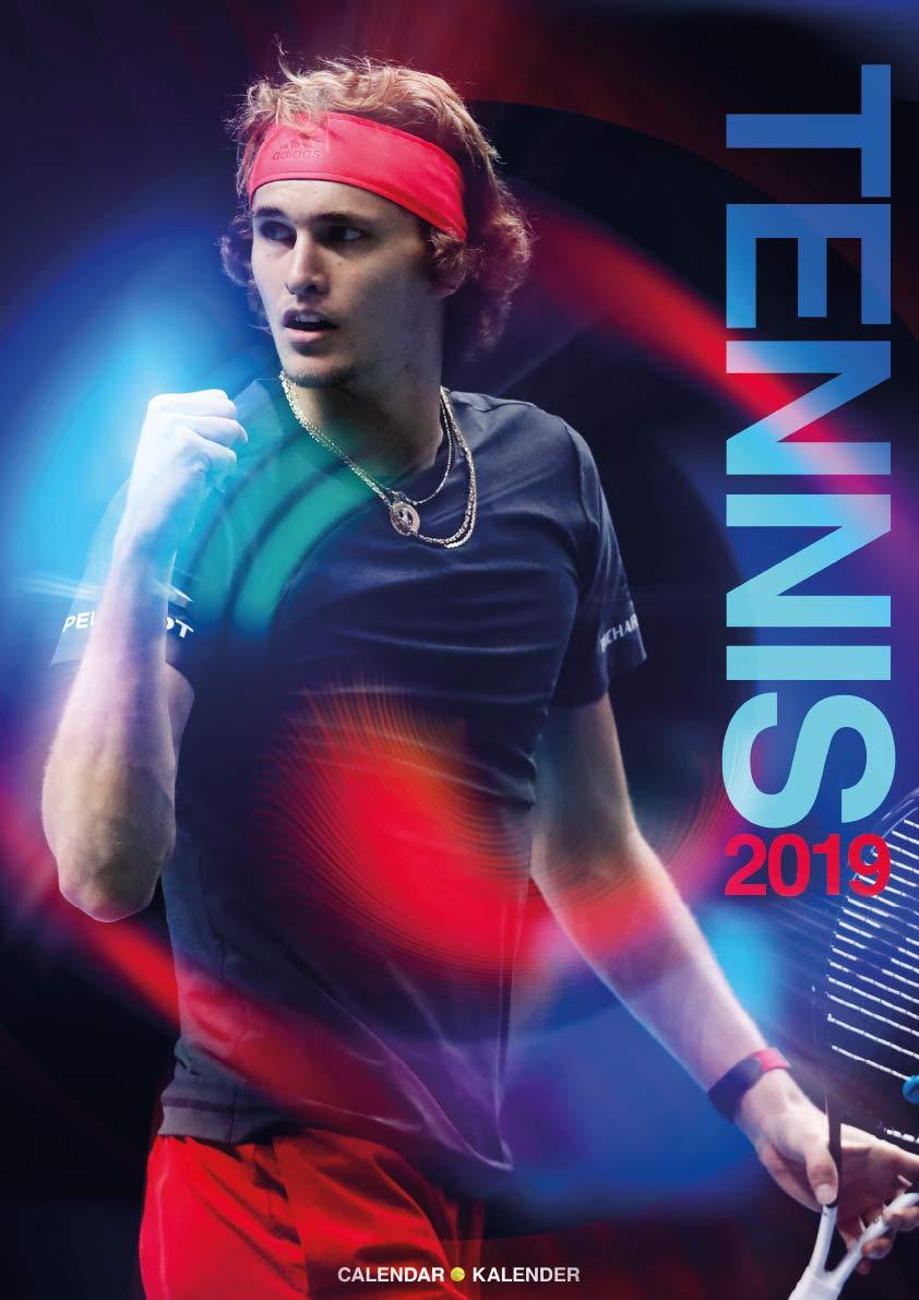 Tennis 2019 Calendar: Amazon.es: Nadal, Rafael, Djokovic, Novak: Libros en idiomas extranjeros