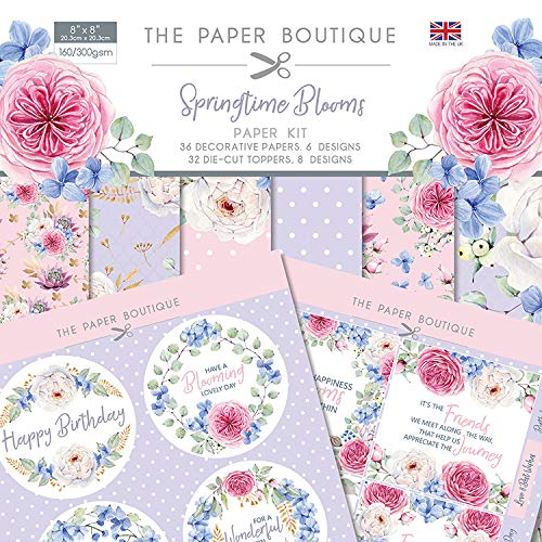 The Paper Boutique The Butterfly Ballet 12 x 12 Paper Pad