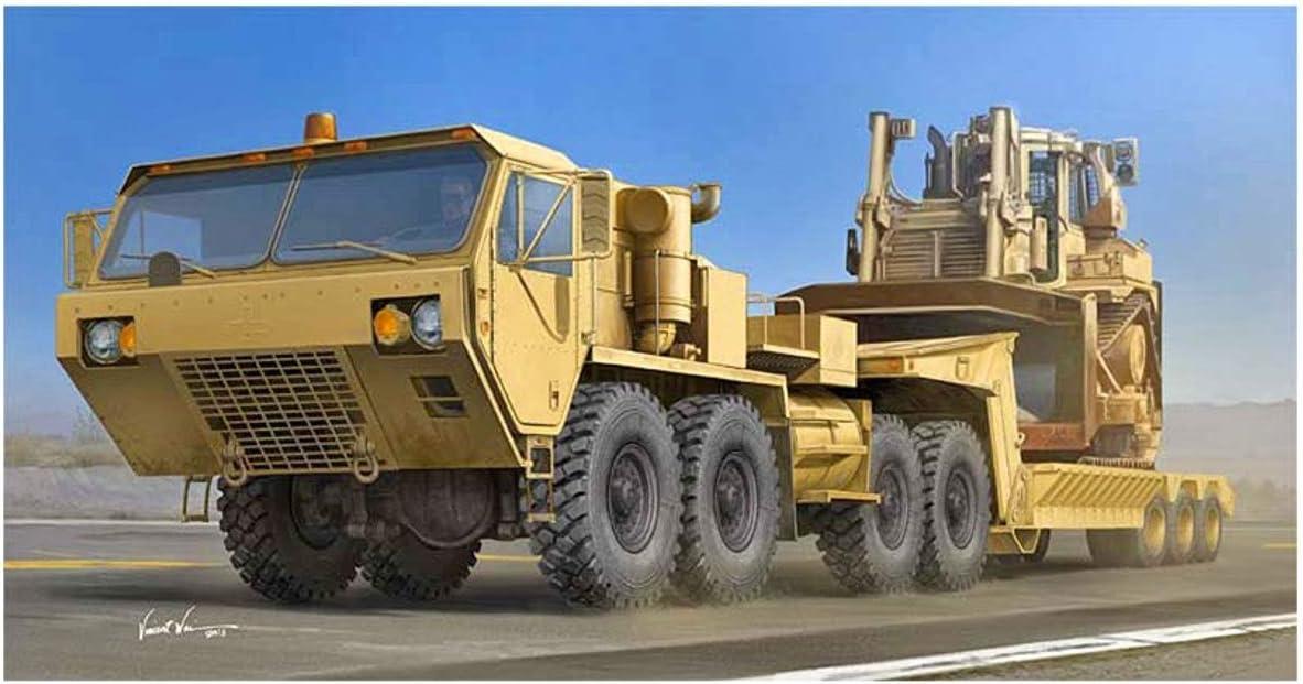 toranpetta /2/X Band Radar Plastic Model 01059/ 1//35/HEMTT M983/Tractor /& TPY/