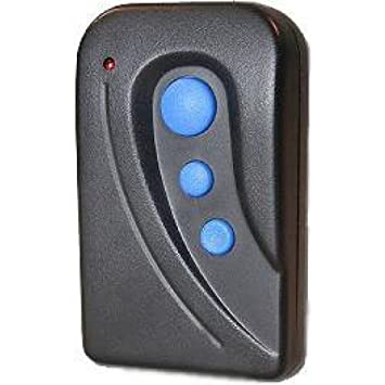 Stanley Garage Door Opener Tr300 Securecode Three Button Remote