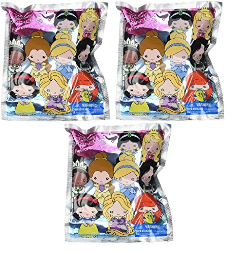 (Disney Princess Collectible Key Chain - Series 9)