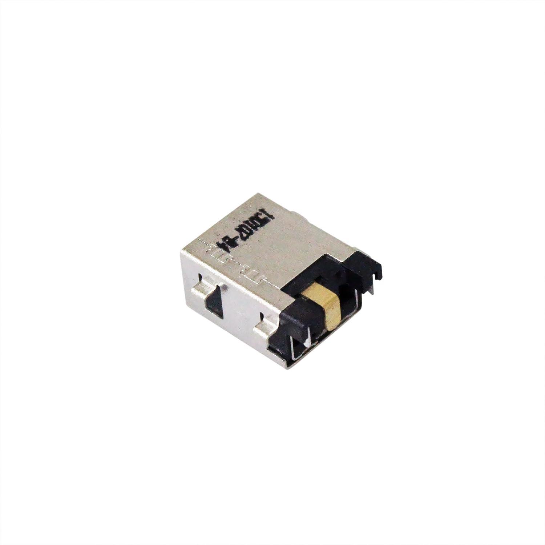 Gintai Connettore di Alimentazione DC per ASUS X551C X551CA X551M X551MA X551MAV
