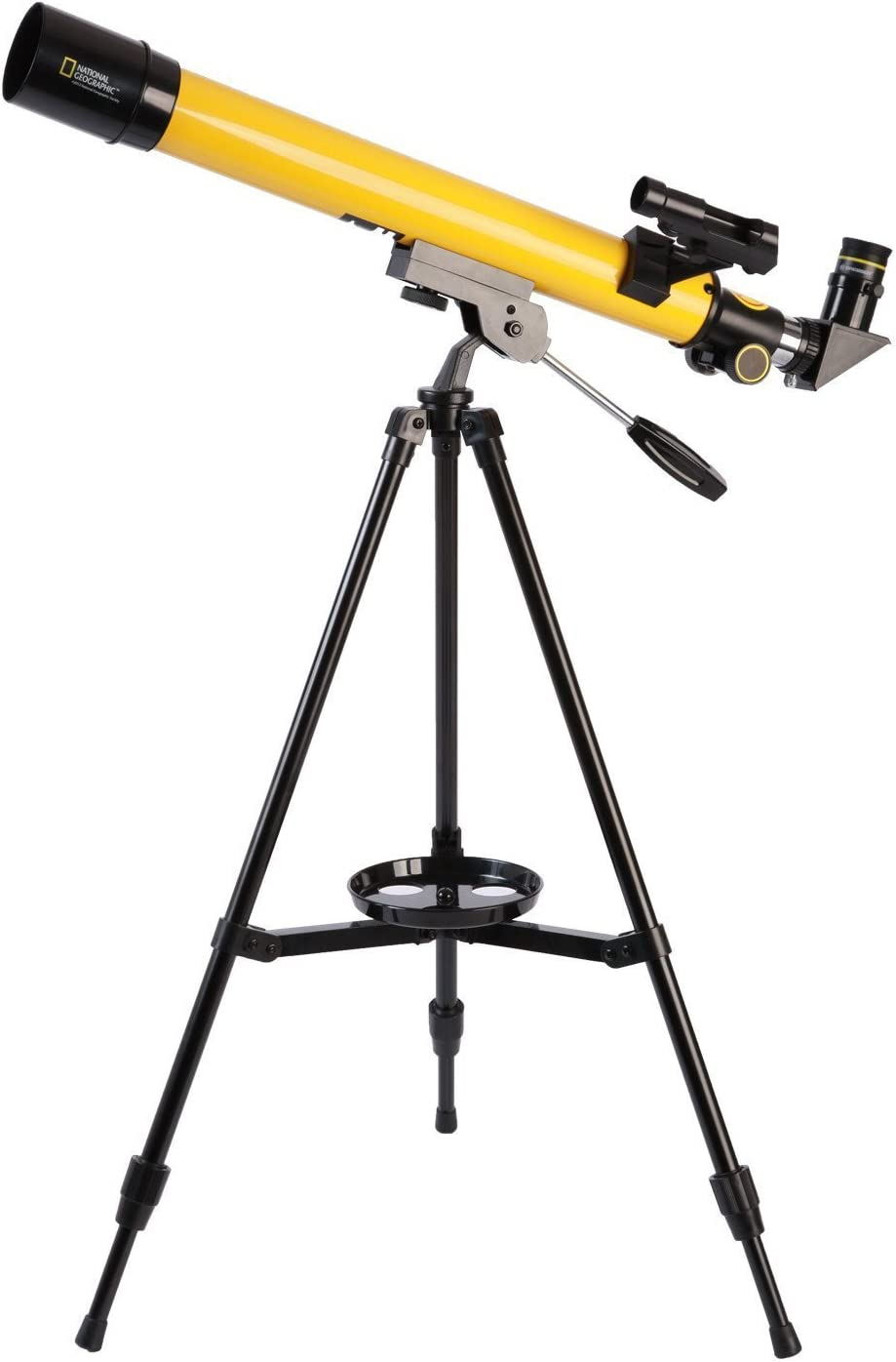 NATIONAL GEOGRAPHIC 50MM Plössl Telescope, Yellow (80-10050)