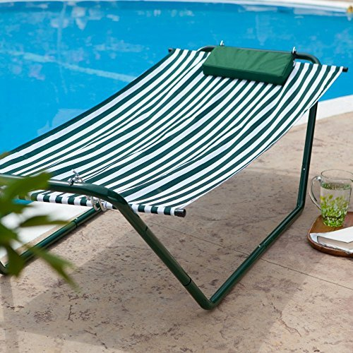 4 Pt. Hammock Lounge & Stand Combination -