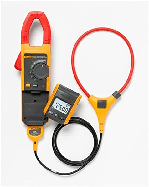 Fluke 381 clamp meter with iFlex probe