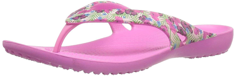 8f1ec3bb90fb79 crocs Women s Kadee II Graphic Flip Flop  Buy Online at Low Prices in India  - Amazon.in