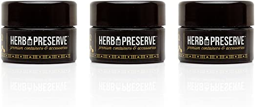 Amazon Com Herb Preserve Gram 15 Ml Capacity Pocket Size