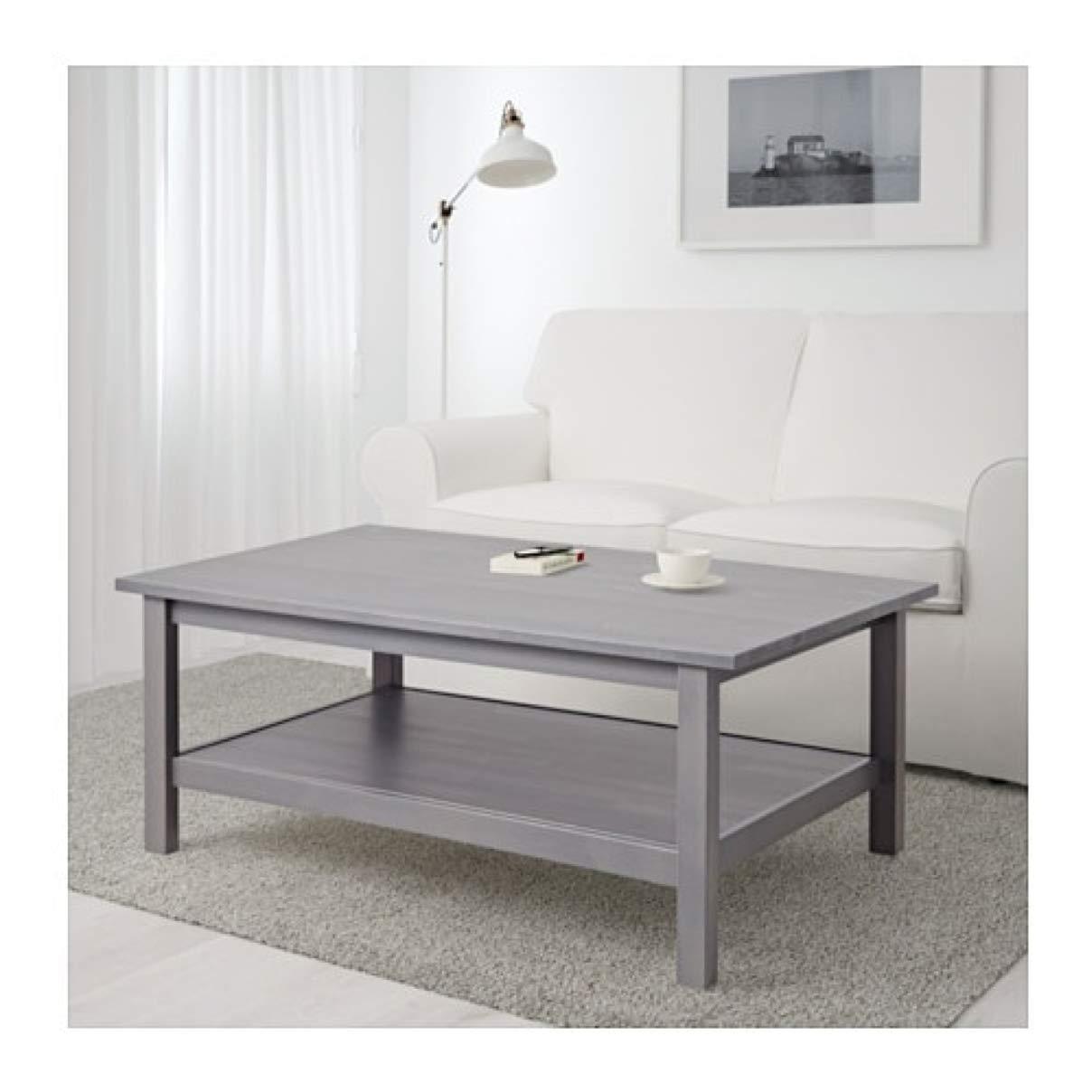 Peachy Amazon Com Ikea Hemnes Coffee Table Dark Gray Gray Stained Bralicious Painted Fabric Chair Ideas Braliciousco