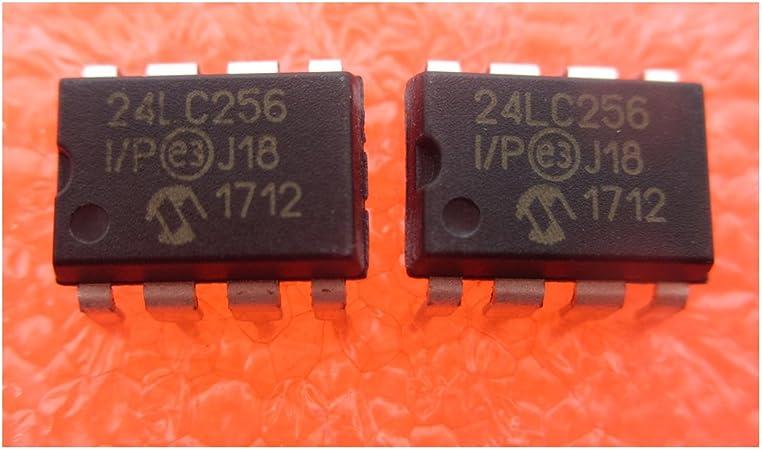 8-8 Pdip ACE24C256 memoria 256KB Eeprom Texas Instruments 2EC IC SO-8 Sop Tssop