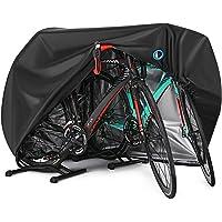 WHK Funda Protectora para Bicicleta Cubierta Resistente al Sudor con Funda para tel/éfono Correa Protectora para Bicicleta