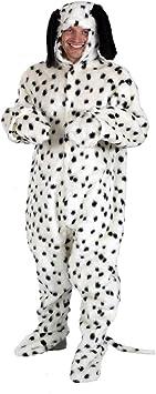 Charlie Crow - Disfraz de dálmata para adultos (183 cm): Charlie ...