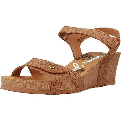 Chaussures à bout ouvert Panama Jack Julia roses femme Z2Zp7Zcz4q