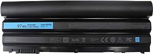 BYTEC 9Cell 97WH T54FJ M5Y0X Laptop Battery Compatible with Dell Latitude E5420 E6420 E5520 E5530 E6520 E6430, fit T54FJ 2P2MJ 312-1325 312-1165 PRV1Y