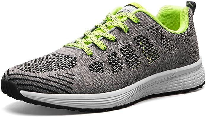 Zapatillas Deportivas de Mujer,Hombres Mesh Zapatos para Gimnasio Calzado Deportivo Fitness Running Sneakers 35-44: Amazon.es: Zapatos y complementos