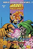 Fantastic Four: Fantastic Voyages (Marvel Super Heroes Adventure Game No. 3)