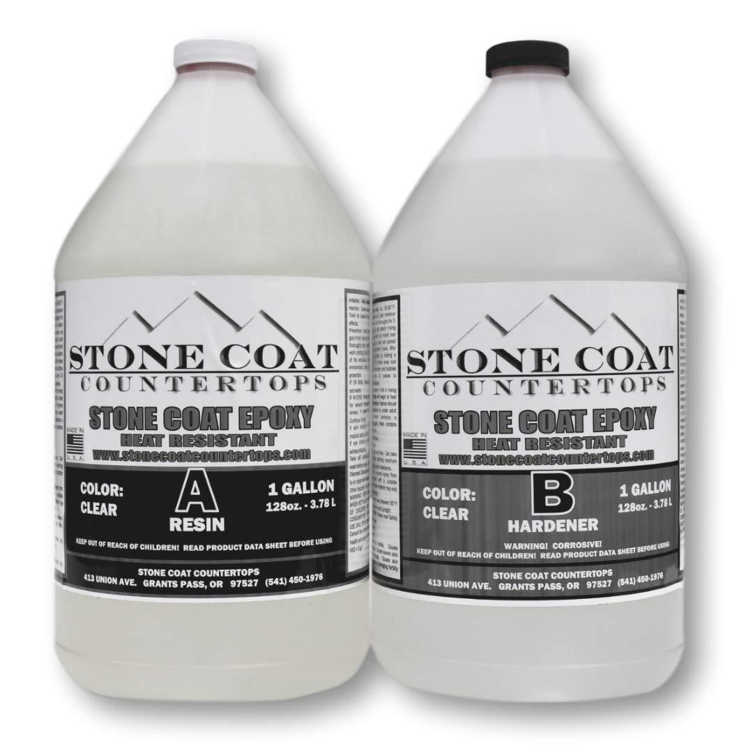 Stone Coat Countertops Epoxy (2 Gallon) Kit
