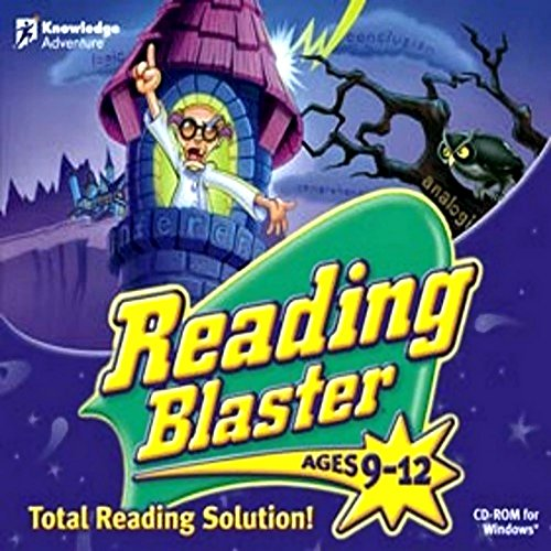 Reading Blaster Ages 9-12 - Adventure Reading Blaster Knowledge