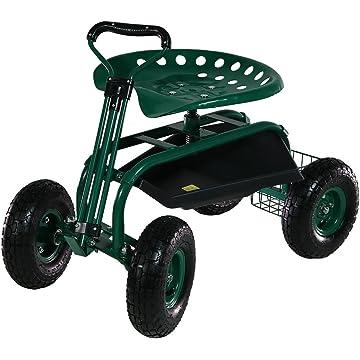 mini Sunnydaze Rolling Cart