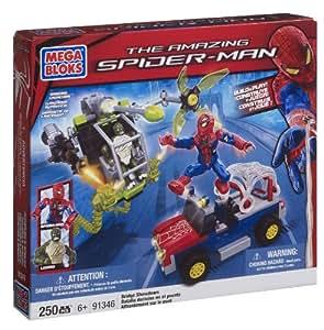 Mega Bloks The Amazing Spider-Man Bridge Showdown (91346)