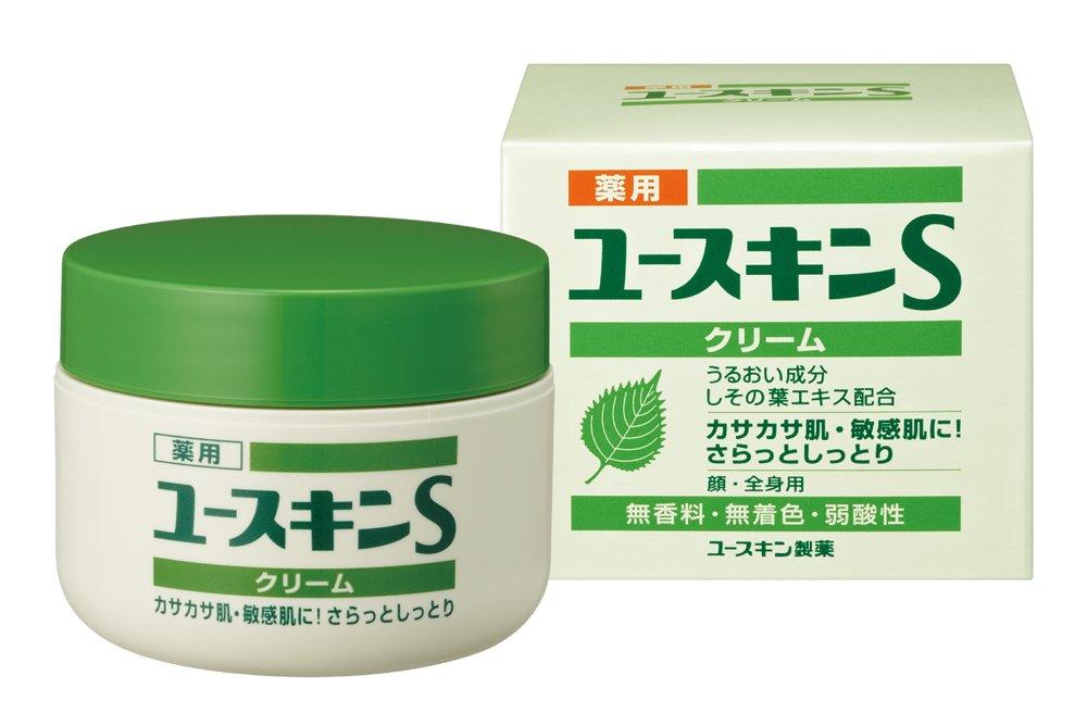 【ユースキン製薬】薬用ユースキンSクリームのサムネイル