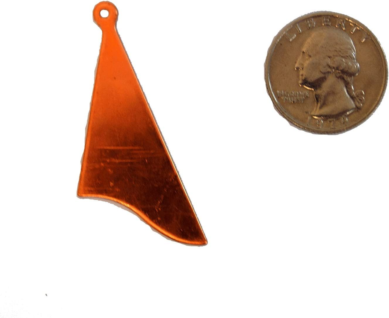 2 Pack Solid Moth Copper Shape