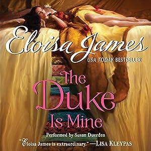 The Duke Is Mine Audiobook